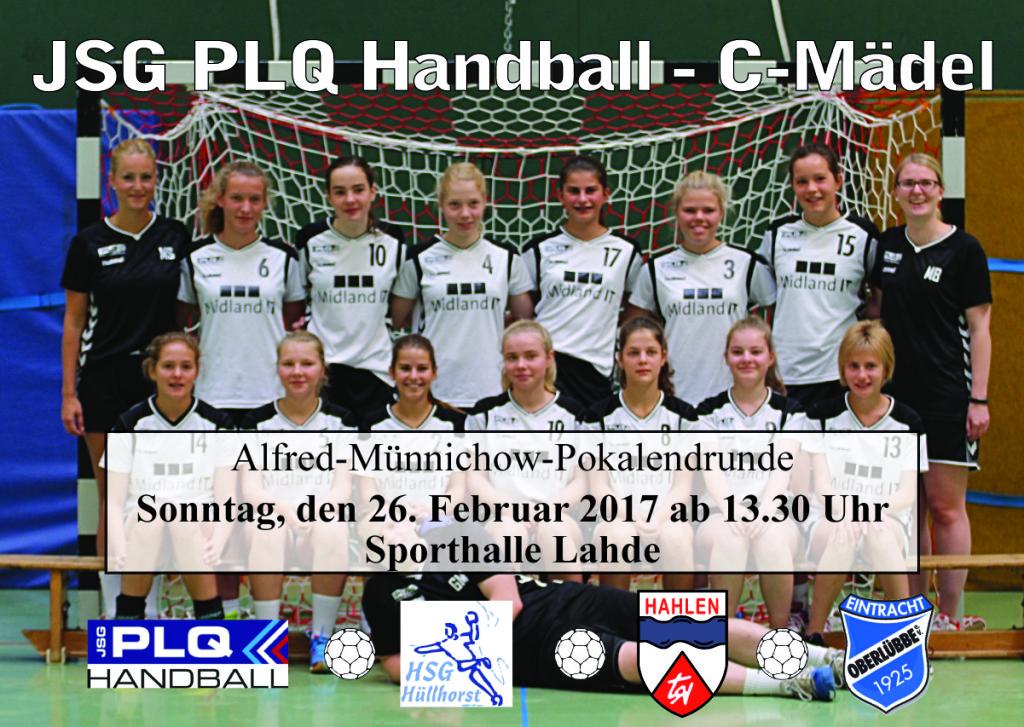 Plakat Kreispokalfinale